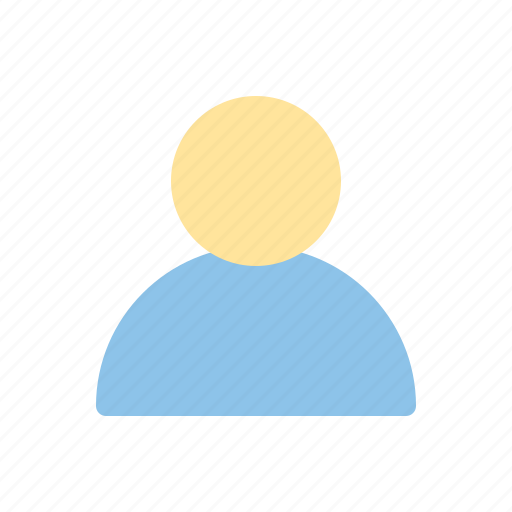 interface, person, ui, user icon