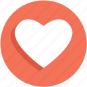 bookmark, favourite, heart, like, love, ui icon