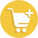 buy, cart, ecommerce, shopping, ui icon