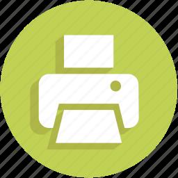 print, printer, ui icon