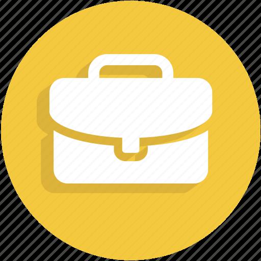 bag, briefcase, portfolio, suitcase, ui icon