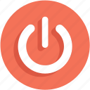 power, restart, turn off, ui icon