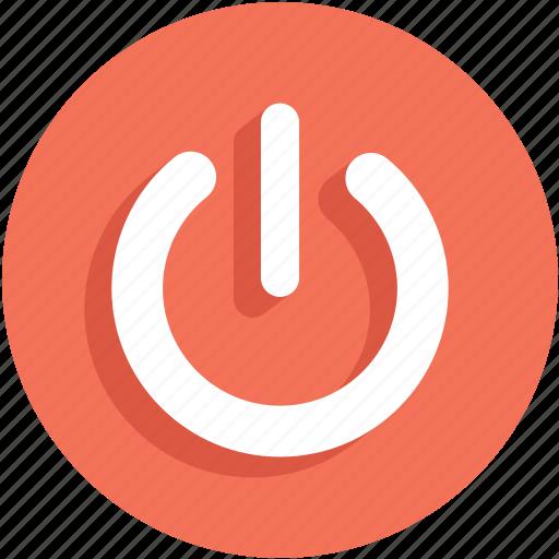 power, restart, turn off, ui icon