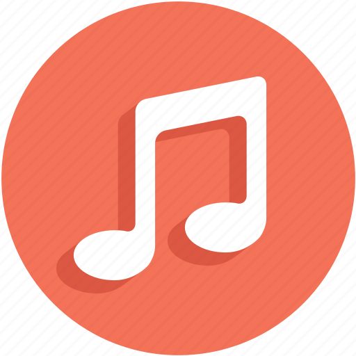 audio, melody, music, ui icon