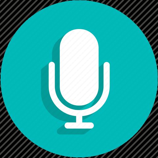 mic, microphone, siri, speaker, ui icon