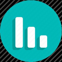 chart, diagram, graph, ui icon