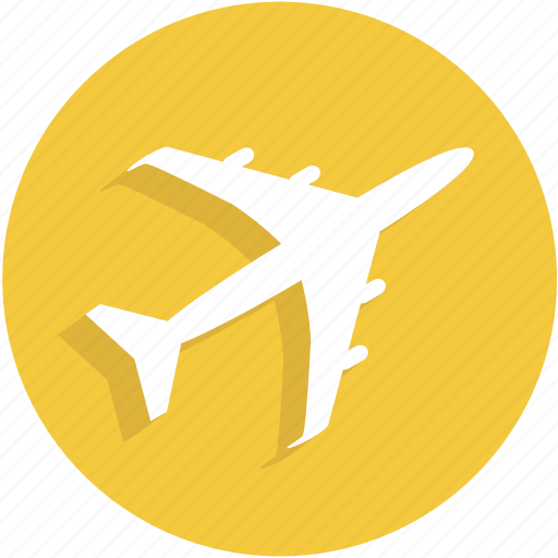 Airplane, tickets, transport, ui, vehicle, transportation, travel icon - Download on Iconfinder