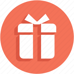 box, gift, present, prize, ui icon