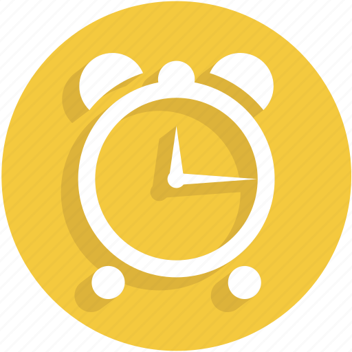 alarm clock, clock, time, timer, ui icon