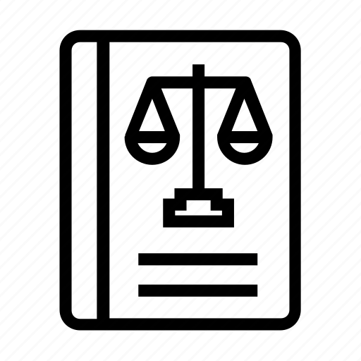 Book, books, law, library icon - Download on Iconfinder