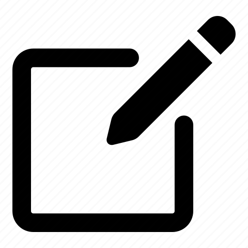 archive, document, edit, interface, pen, pencil icon