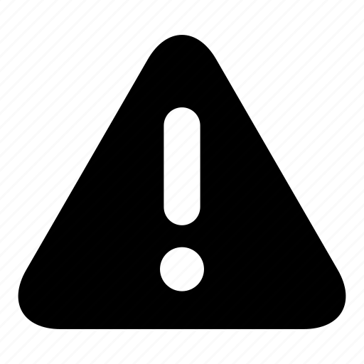 alarm, caution, danger, exclamation mark, triangle, warning icon