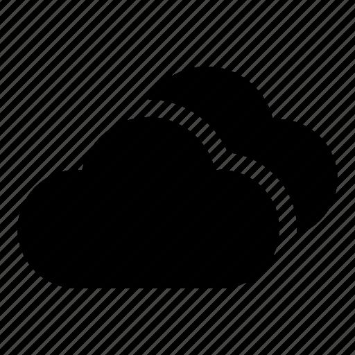 cloud, clouds, cloudy, computing cloud icon