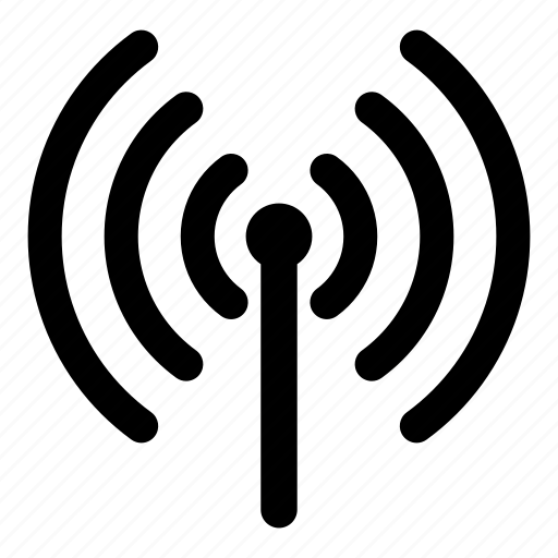 connection, signal, technology, wireless connectivity, wireless internet icon
