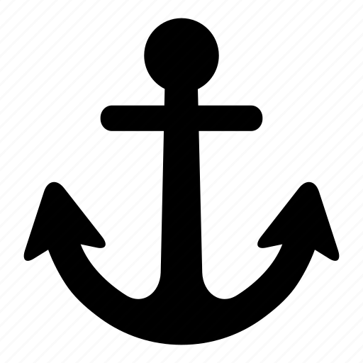 anchor, anchors, navigation, navigational, programming, web icon