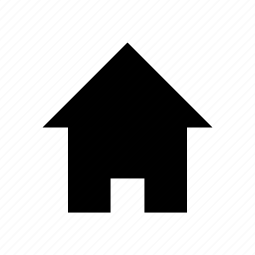 building, home, house, main, page icon