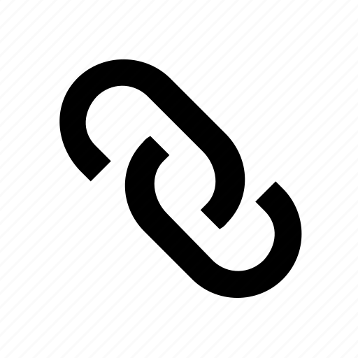 document, file, internet, link, share icon