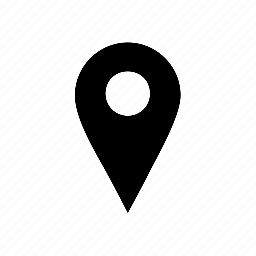 location, map, navigation, place, way icon