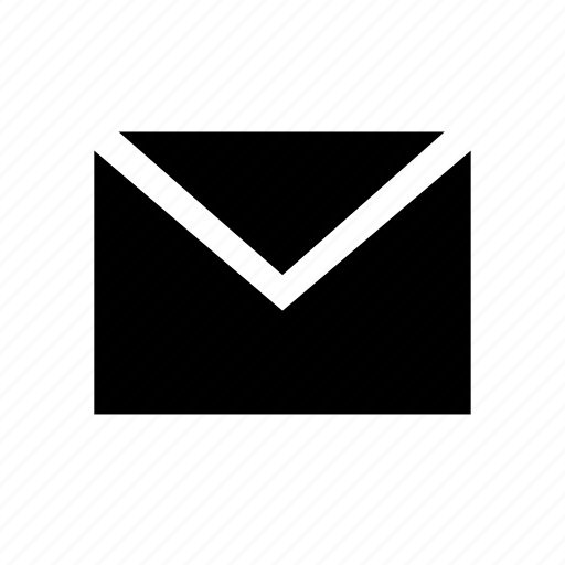 email, letter, mail, message, post icon