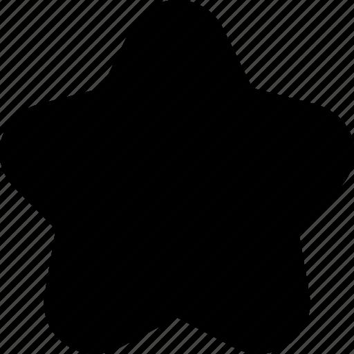 favourite, star, ui icon