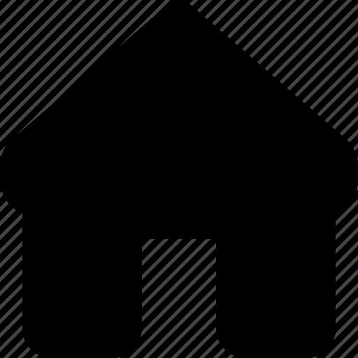 home, house, ui icon