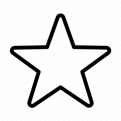 Favorite, bookmark, like, star icon - Download on Iconfinder