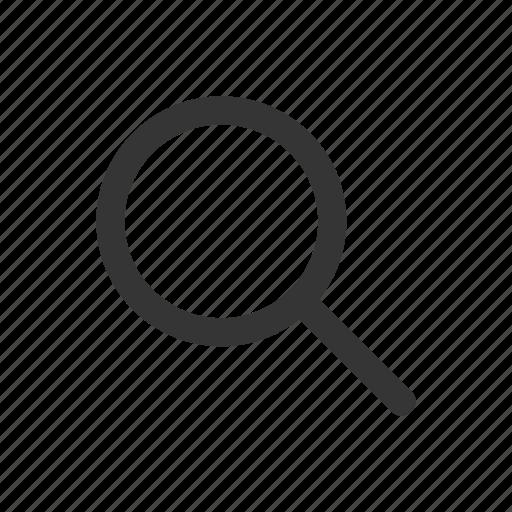 search, ui icon