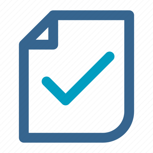 agreement, approved, check, checkbox, checkmark, correct, form icon