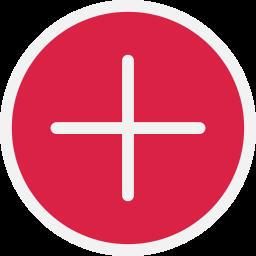 add, minus, plus icon