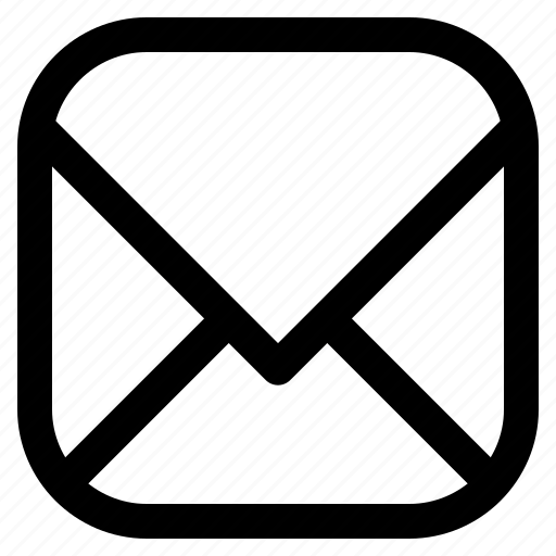 mail, messages, ui icon