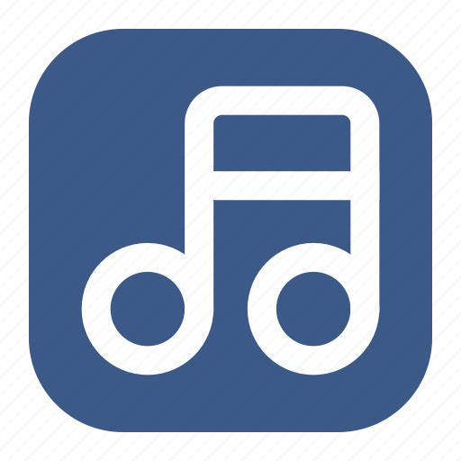 music, song, ui icon