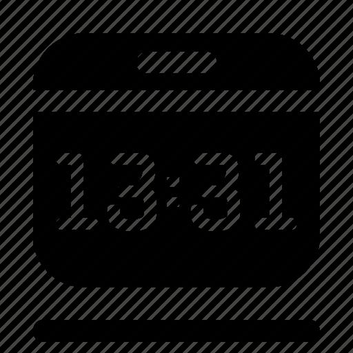 clock, time, ui icon