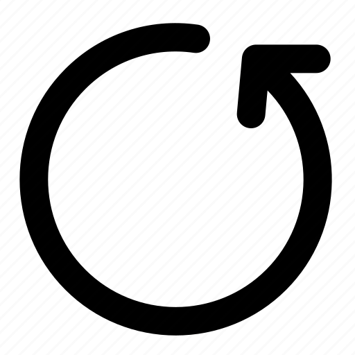 arrow, arrows, refresh, repeat, return, rotate, update icon