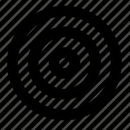 bullseye, dartboard, focus, goal, target, target group, targeting icon