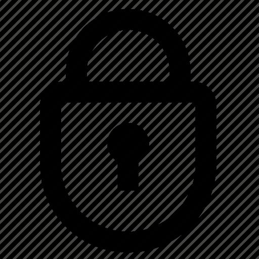 access, lock, locked, padlock, password, secure, unlock icon