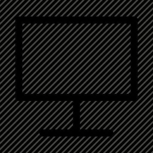 computer, desktop, office icon