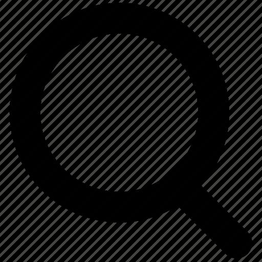 explore, files, filter, find, search icon