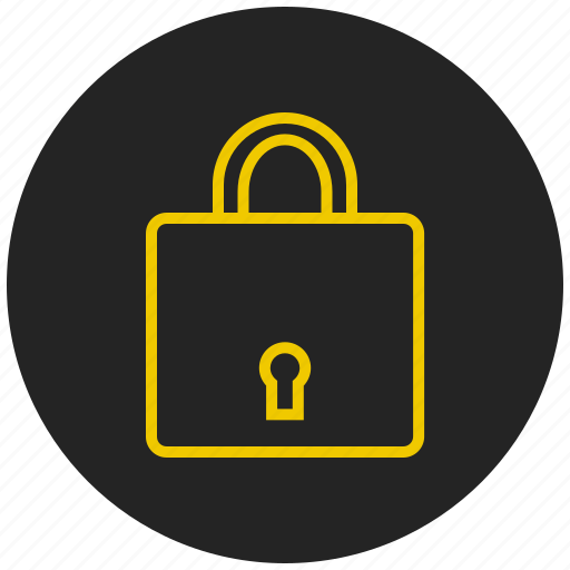 encrypted, password, privacy, protect, protection on, safeguard, security lock icon
