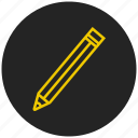 design, draft tool, draw, draw tool, measure, pen, pencil icon