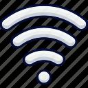 wlan, internet, wireless, wifi, online icon