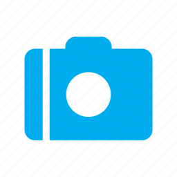 camera, interface, picture, solid, ui, user icon