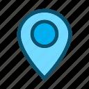 loaction, gps, map, pin