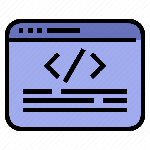 Coding, development, web icon - Download on Iconfinder
