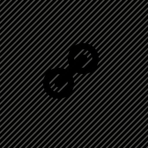 address, chain, connection, hyperlink, link, url, website icon