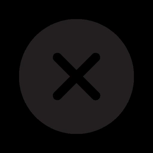 Close, delete, exit, interface, reject, ui, remove icon - Free download