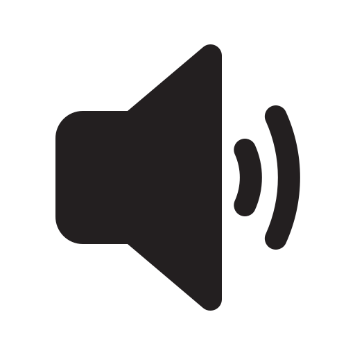 Interface, mobile, sound, speakers, ui, volume, audio icon - Free download