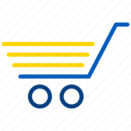 buy, cart, roll, shopping icon