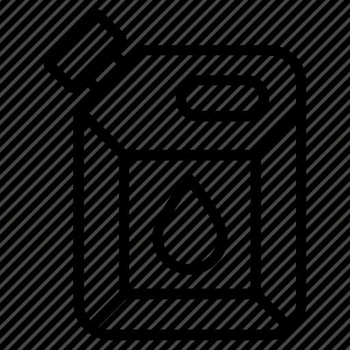 barrel, cane, fuel, oil, petrol icon