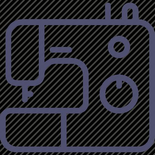 Machine, sewing icon - Download on Iconfinder on Iconfinder