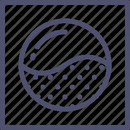 front, layout, machine, plan, washer, washing icon